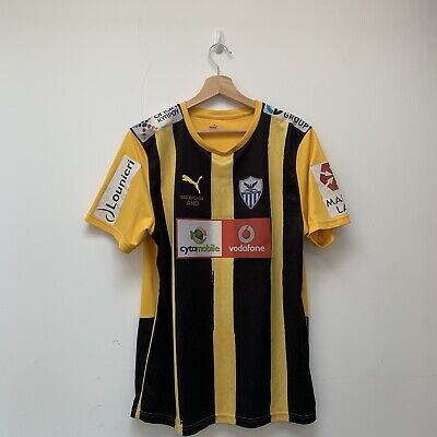 Anorthosis Famagusta Centenary Away Shirt 2011 (L) Match Issue Large Football image