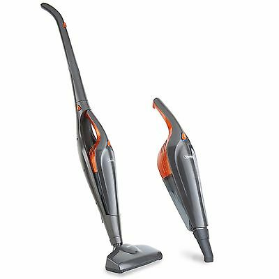 VonHaus 2 in 1 Cordless Vacuum Cleaner | 150W Power & 25.6V Lithium Ion Battery
