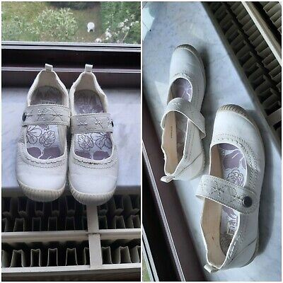 femme chaussure blanche ballerine pointure 40  MARCO TOZZI