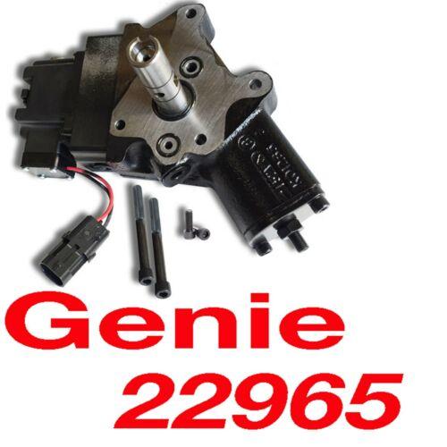 New sundstrand - sauer - danfoss MCV105B3022 EDC Sauer Pump Control Kit