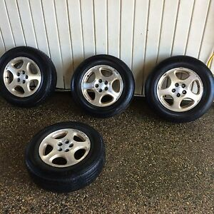 Subaru Outback tires and rims 5x114.3mm