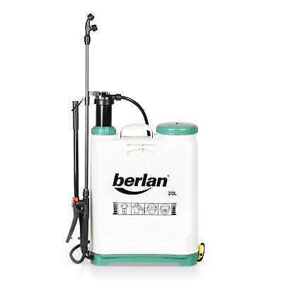 20 Liter Rückenspritze Gartenspritze Drucksprüher Unkrautspritze Unkrautsprüher