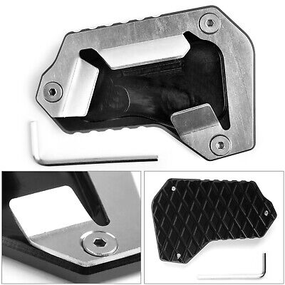 EXPLORER KICKSTAND SIDE STAND EXTENSION ENLARGER PAD FOR TRIUMPH TIGER
