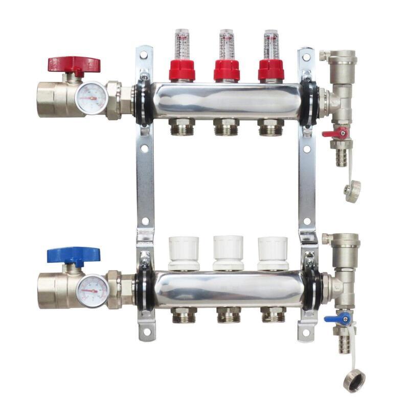 Pex plumbing manifold ebay