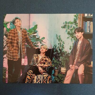 Official Photocard BTS Magic Shop Photocard