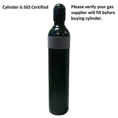 125 Cf Cylinder Inert For Welding- Bottle Tank Cga580 Argon Argonco2 Helium