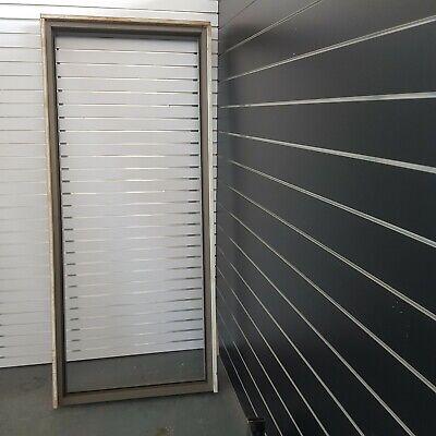 2130H x 915W Aluminium Entry Frame (Item 4835) Jasper