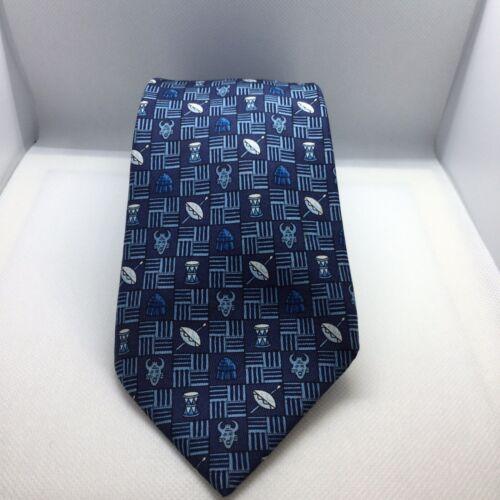 Cravate hermès tie authentique
