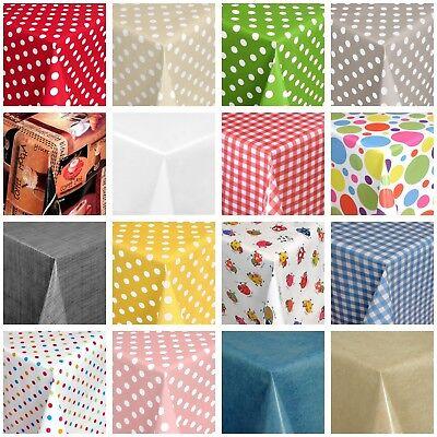 Wachstuch Tischdecke Abwischbar Meterware Gartendecke verschiedene Motive