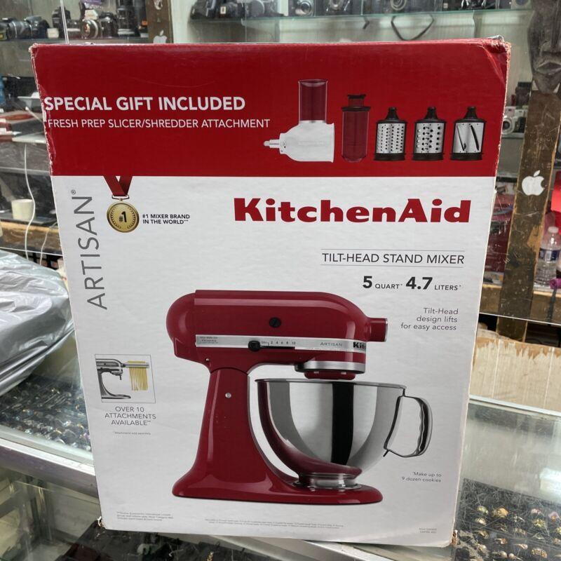 Kitchenaid KSM150PSER Artisan Series Tilt-Head Stand Mixer Empire Red SPECIAL