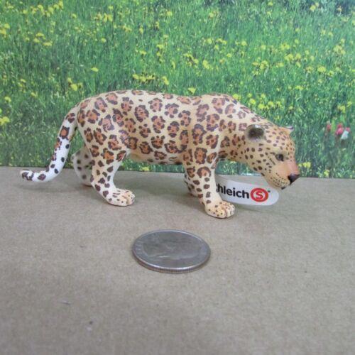 Schleich Jaguar Retired 14359
