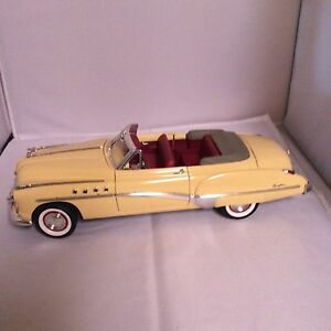 Die Cast 1949 Buick Roadmaster Convertible 1:18 Peterborough Peterborough Area image 1