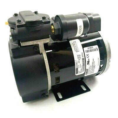 Gast 71r142-p001b-d301x Single Cylinder Air Compressor Pre-owned