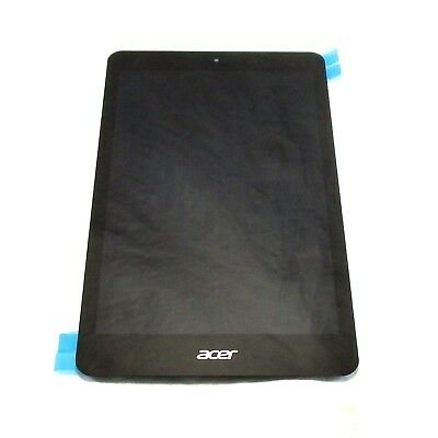 ACER Iconia Tab 8 A1 860, A1 820 LCD Display Assembly Screen - BLACK for sale  Shipping to India