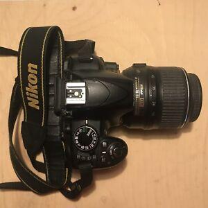 Nikon D3100 + 18-55mm AF/MF VR lens for sale  Toronto