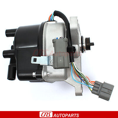 1992 Honda Prelude Distributor (NEW Ignition Distributor for 1992-1995 HONDA Prelude 2.2L VTEC 2.3L TD-61U )