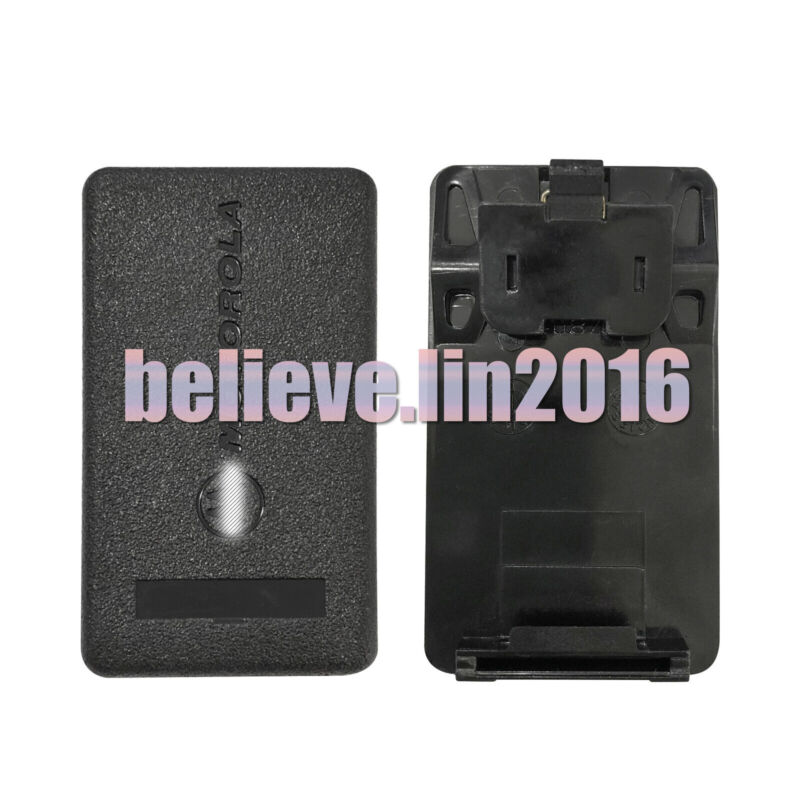 0180305K51 Replacement Belt Clip Fit MOTOROLA MINITOR V(5) two-tone voice Pager