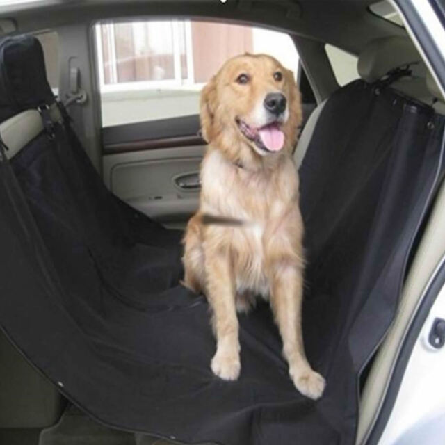 pet dog car rear back seat cover blanket waterproof cushion protector hammock car pet dog rear back seat cover blanket waterproof cushion      rh   ebay
