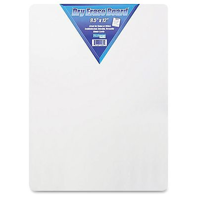 Flipside Unframed Mini Dry Erase Board - 9.5