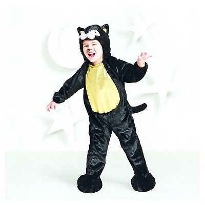 NWT Toddler 18-24 Months * HYDE & EEK BOUTIQUE BLACK CAT * Halloween Costume - Black Cat Halloween Costume Toddler