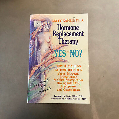 - Hormone Replacement Therapy by Kamen Betty - Soft Cover Book - Medical / Health