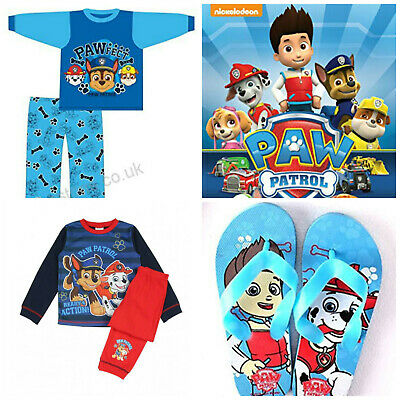 Girls Clothes Pjs Pyjamas Sleepwear  Flip Flops Cartoon (Kid Pjs)