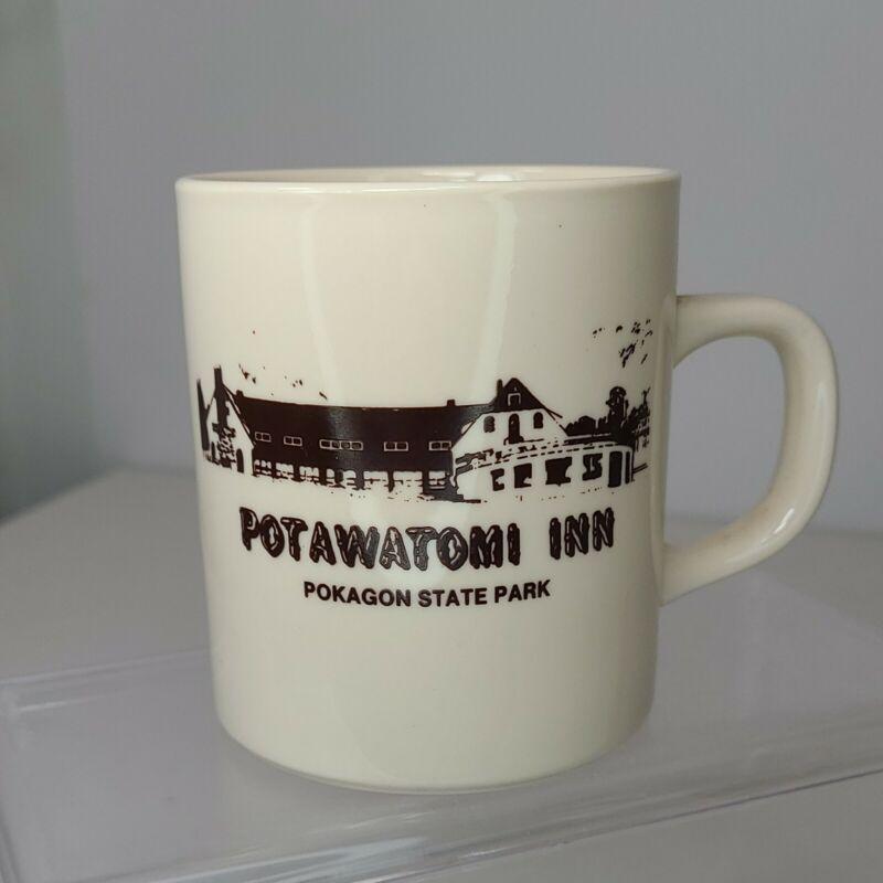 Indiana Pokagon State Park, Potawatomi Inn  Souvenir Mug