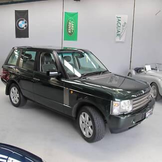 2002 Range Rover Range Rover SUV Invermay Launceston Area Preview