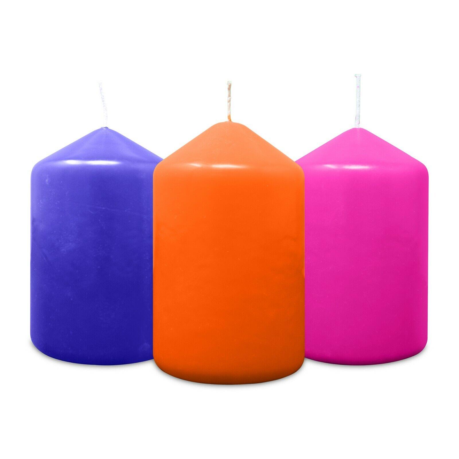 Kerzenfarbe Wachsfarbe in Pastillen, zum Durchfärben, Kerzen, Made in Germany