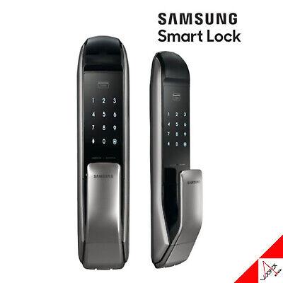 Samsung SHP-P51 Premium New Push Pull Digital Smart Door Lock Easy Install 2021