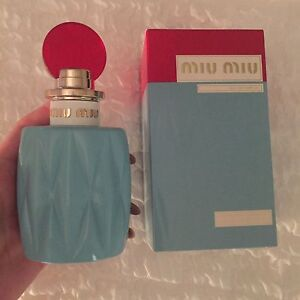 NEW: miu miu fragrance. Brand new Mount Kembla Wollongong Area Preview