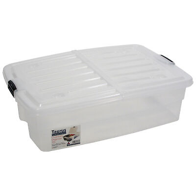 10 gallon underbed storage organiser tote