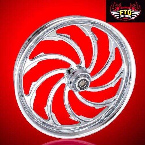 "Harley Davidson 30 Inch Chrome Front Wheel ""venom"""