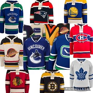 Sports jerseys and hoodies