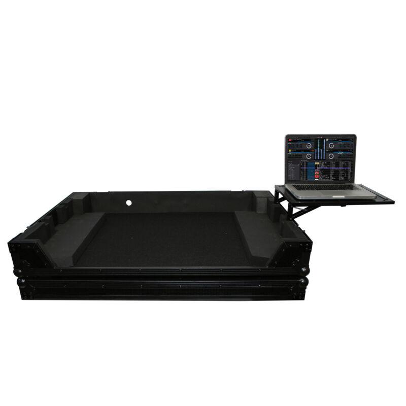 ProX XS-DDJRZXWLTBL Flight Case w/Wheels+Shelf for Pioneer DDJ-RZX DJ Controller