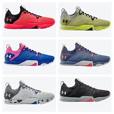 Under Armour Tribase Reign Multiple Colors Sizes 7.5-14 Training Shoes