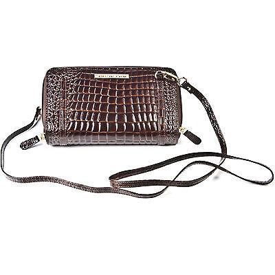 31439c4621 Small Crocodile Skin Shoulder Clutch Bag Designer Leather Large Purse  Vintage