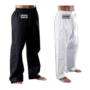 TurnerMAX-Martial-arts-Karate-kung-fu-kick-boxing-Training-trouser-cotton-pants