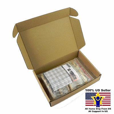 100value 1000pcs 14w Carbon Film Resistor -5 Kit Us Seller Kitb0092