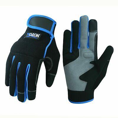 Mechanics Work Gloves Gardening Builders Washable Safety Protection Diy