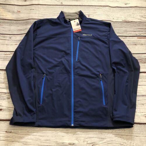 Marmot Meadow Soft Shell Jacket Men's XXL 2XL Gore-Tex Win