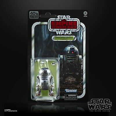 Star Wars Black Series 40th Anniversary Wave 2: R2-D2 (Ep. 5 The Empire Strikes