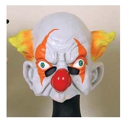 Latex-Maske Horror-Clown neon Joker Halloween Latexmaske Maske 129212213 ()