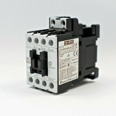 Shihlin Magnetic Contactor S-p11 3a1a Normally Open Coil 110v