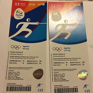 Rio Olympic Tickets Kingston South Canberra Preview