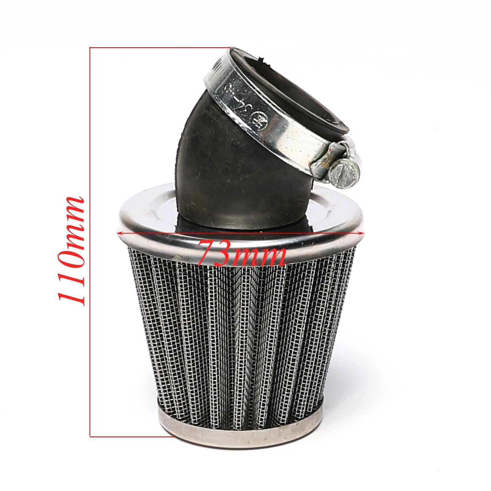 Air Filter 35mm For Atv 50cc 70 90 110cc Dirt Bike Go Kart