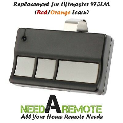 For 973LM Liftmaster SEARS Craftsman 971LM Remote 390mhz transmitter