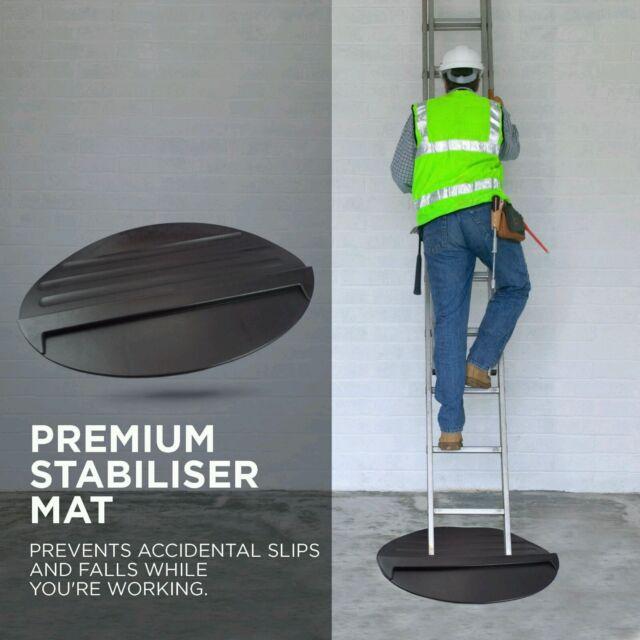 Original Aldington's Anti Slip Ladder Stopper Mat Safety Accessory Stabiliser