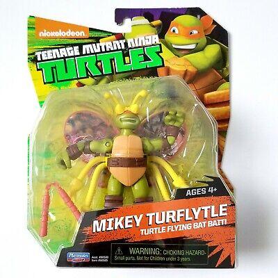 TMNT Nickelodeon Playmates Teenage Mutant Ninja Turtles Mikey Turflytle Figure