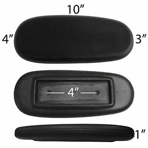 S2724 1 Pair Arm Pad Rests Chair Parts For Office Chair Replacement EBay